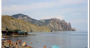 Бюджетный отдых в Крыму
