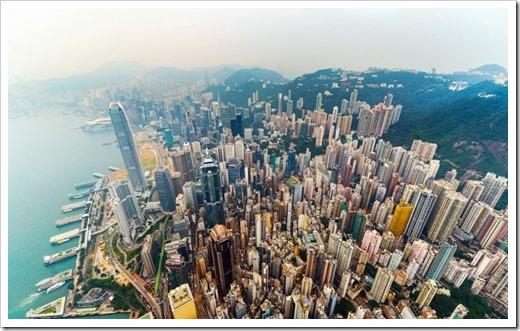 Гонконг - особая часть Китая